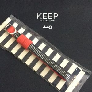 KEEP Collective Bracelet - FREE Charm